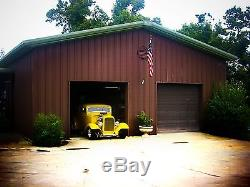 25'x30'x10' Steel Garage/Workshop Building Kit Excel Metal Building Systems Inc