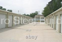 DURO Steel Mini Self Storage 30'x40'x8.5 Metal Prefab Building Structures DiRECT
