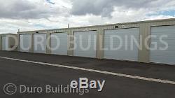 DURO Steel Prefab Boat & RV Storage Units 40x150x16 Metal Building Kits DiRECT