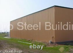 DuroBEAM Steel 100'x120' Metal I-Beam Clear Span Buildings Made To Order DiRECT