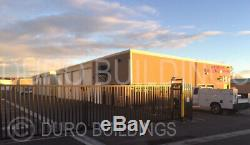DuroBEAM Steel 100x100x16 Metal Clear Span Building Kit Retail Workshop DiRECT