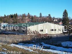 DuroBEAM Steel 100x100x26 Metal Beam Prefab Clear Span Building Structure DiRECT