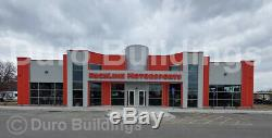 DuroBEAM Steel 100x200x16 Metal Building Made Custom To Order Clear Span DiRECT