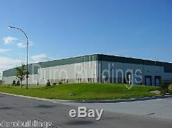 DuroBEAM Steel 100x300x25 Metal Rigid Frame Clear Span Building Structure DiRECT