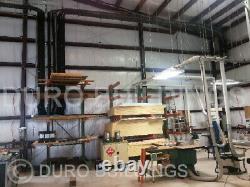 DuroBEAM Steel 100x500x26 Metal Rigid Frame Custom Clear Span Buildings DiRECT