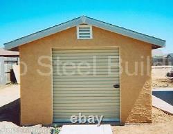 DuroBEAM Steel 20x20x10 Metal Building Prefab DIY Garage Storage Shop Kit DiRECT