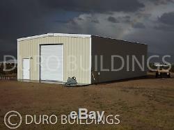 DuroBEAM Steel 20x30x10 Metal I-Beam Buildings DIY Home Workshop Garages DiRECT