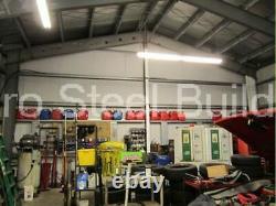 DuroBEAM Steel 30x36x16 Metal Building DIY Auto Lift Workshop Garage Kit DiRECT