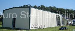 DuroBEAM Steel 30x60x11 Metal Garage Prefab Clear Span Building Structure DiRECT