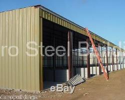 DuroBEAM Steel 30x60x12 Metal Building Auto Repair Retail Garage Workshop DiRECT