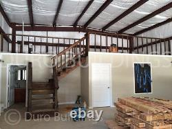 DuroBEAM Steel 30x60x14 Metal I-Beam Building Workshop Prefab Garage Barn DiRECT
