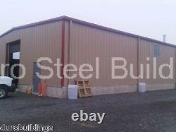DuroBEAM Steel 30x60x17 Metal I-beam DIY Garage Auto Shop Building Kits DiRECT