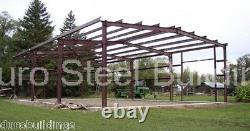DuroBEAM Steel 36x40x15 Metal Garage Building Kit Residential Dream Shop DiRECT