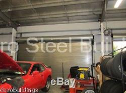 DuroBEAM Steel 40x100x14 Metal Garage Building Kit Auto Repair Workshop DiRECT