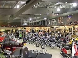 DuroBEAM Steel 40x102x13 Metal Prefab Recreation Buildings Made To Order DiRECT