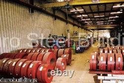DuroBEAM Steel 40x120x16 Metal Prefab Rigid Frame Clear Span Building Kit DiRECT
