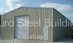 DuroBEAM Steel 40x50x14 Metal Building Auto Garage Kit Workshop Structure DiRECT
