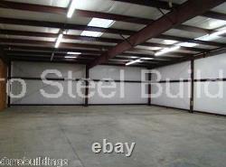 DuroBEAM Steel 40x50x14 Metal Building Kit Auto Garage Workshop Structure DiRECT