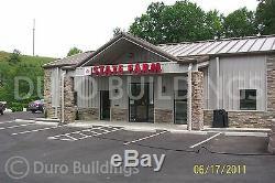 DuroBEAM Steel 40x75x12 Metal Rigid Frame Prefab Ibeam Building Structure DiRECT