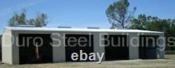 DuroBEAM Steel 40x80x12 Metal I-Beam Garage Workshop Building Structures DiRECT