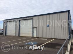 DuroBEAM Steel 50'x60'x14 Metal Building DIY Workshop Home Garage Storage DiRECT