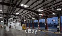 DuroBEAM Steel 50'x75'x18' Metal Garage Building Workshop As Seen On TV DiRECT
