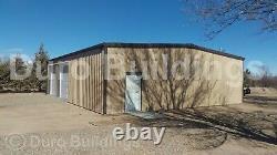 DuroBEAM Steel 50x100 Metal Building Garage Automotive Shop Made To Order DiRECT