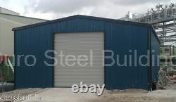 DuroBEAM Steel 50x50x16 Metal DIY Home Man Cave & She Shed Building Kits DiRECT