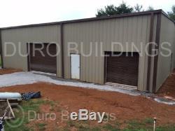 DuroBEAM Steel 50x80x12 Metal Building DIY Garage Kits Storage Workshop DiRECT