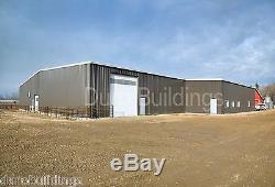 DuroBEAM Steel 50x80x16 Metal Building Workshop Structure As Seen on TV DiRECT