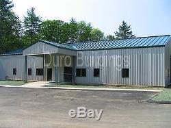 DuroBEAM Steel 50x84x12 Metal Garage Shop Clear Span Building Structure DiRECT