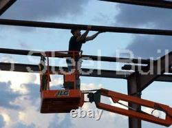 DuroBEAM Steel 60'x150'x26' Metal I-beam Building Clear Span Roof System DiRECT
