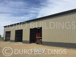 DuroBEAM Steel 60x125x15 Metal I-Beam Building Commercial Clear Span Shop DiRECT