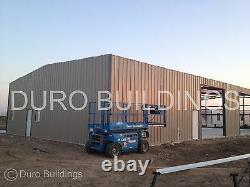 DuroBEAM Steel 60x60x18 Metal Building Prefab Paint & Sand Blast Workshop DiRECT