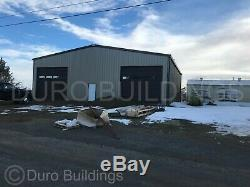 DuroBEAM Steel 60x66x20 Metal Building Kits Commercial Prefab Structures DiRECT