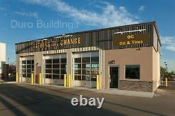 DuroBEAM Steel 60x66x20 Metal Rigid Frame Clear Span Prefab Building Kits DiRECT