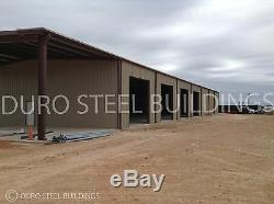 DuroBEAM Steel 60x80x18 Metal Building Kits Truck Repair Machine Workshop DiRECT