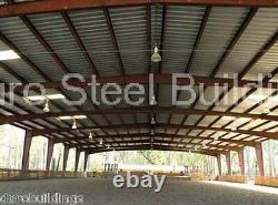 DuroBEAM Steel 75x100x16 Metal Clear Span I-beam Roof Arena Building Kits DiRECT