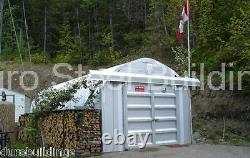 DuroSPAN Steel 12x20x10 Metal Building DIY Yard Storage Shed Home Kits DiRECT