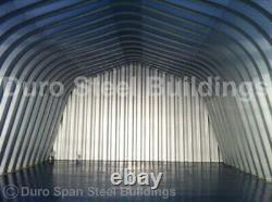 DuroSPAN Steel 20'x40'x12' Metal Building DIY Garage Workshop Kit Factory DiRECT