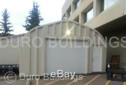 DuroSPAN Steel 20x20x12 Metal Garage DIY Building Auto Welding Workshop DiRECT