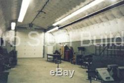 DuroSPAN Steel 20x22x12 Metal Garage Shop DIY Home Building Kit Factory DiRECT