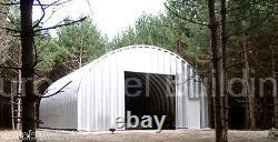 DuroSPAN Steel 20x40x12 Metal Garage Shop DIY Home Building Kits Factory DiRECT