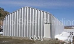 DuroSPAN Steel 25'x38'x13 Metal Garage Building DIY Home Shop Kit Factory DiRECT