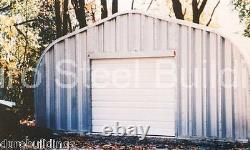 DuroSPAN Steel 25'x40'x12' Metal Building DIY Garage Kit Workshop Factory DiRECT