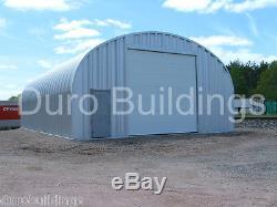 DuroSPAN Steel 25x40x14 Metal Building Kit Garage Workshop Shed Factory DiRECT
