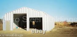 DuroSPAN Steel 25x50x16 Metal Garage RV & Boat Storage Shop Building Kits DiRECT
