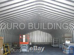 DuroSPAN Steel 25x60x13 Metal Garage Home Shop Arch Building Kit Factory DiRECT