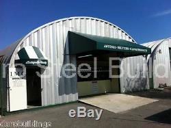 DuroSPAN Steel 30'x40'x15' Metal Garage Workshop Storage Building Factory DiRECT