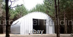 DuroSPAN Steel 30'x50'x16' Metal Building DIY Home Man Cave She Shed Kits DiRECT